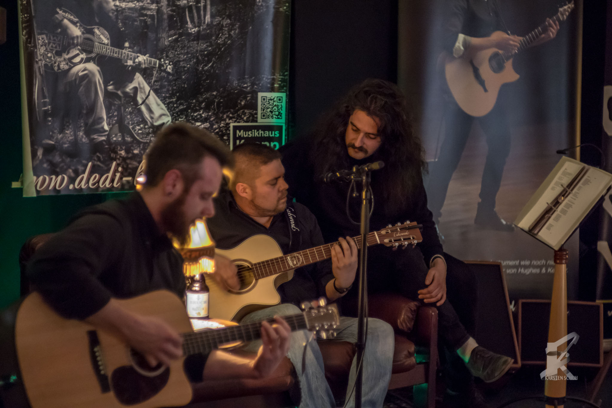 Rock Republic Acoustic Bash - Musikhaus Knopp 23.03.18
